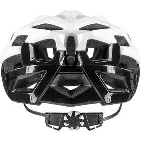 UVEX Race 7 Cykelhjelm, white/black